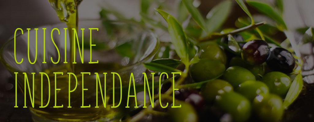 Cuisine independance